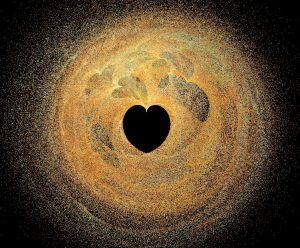 Fractal13_fireball heart
